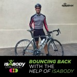 Bouncing Back From Injury With Back-to-Back IsaBody Challenges