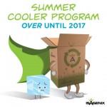 2017 U.S. Summer Cooler Program Over