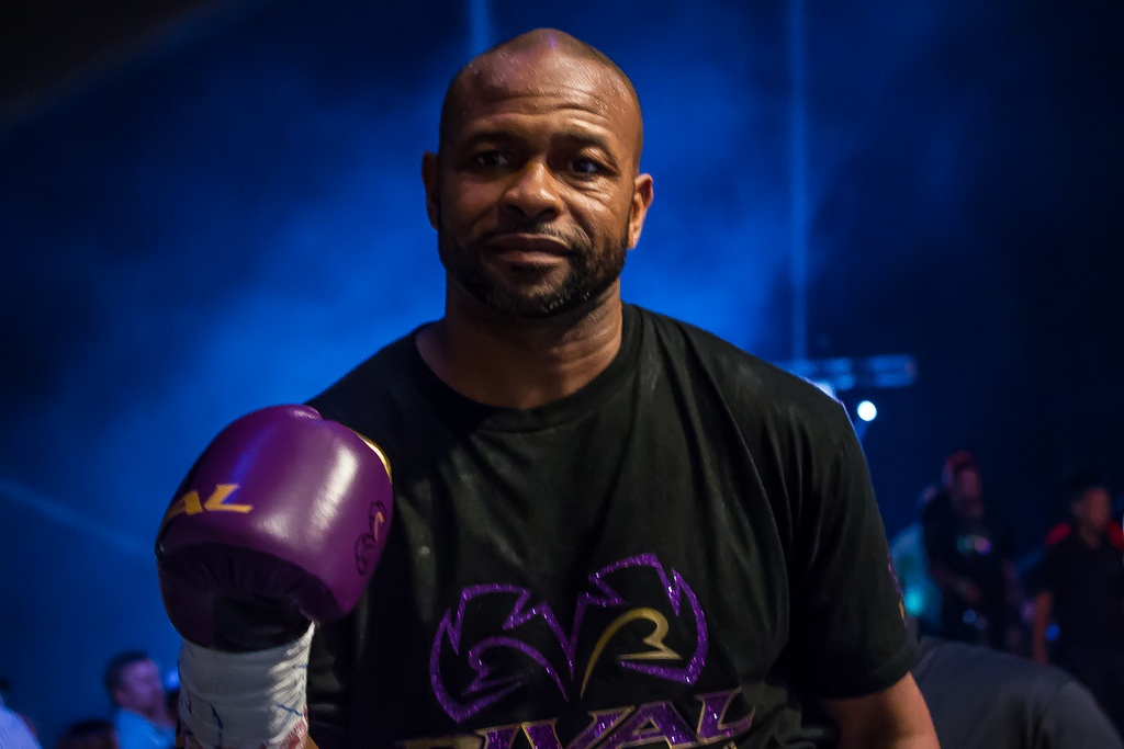 Roy Jones Jr Photo 1