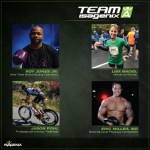 Team Isagenix Captures the Eye of the Elite