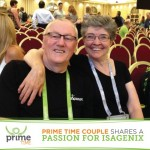 Prime Time Couple Shares Passion for Life and Isagenix