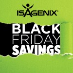 Black Friday Isagenix Savings!