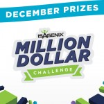 Check Out the December Million Dollar Challenge Prizes!