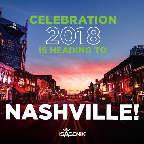 Celebration 2018: Nashville