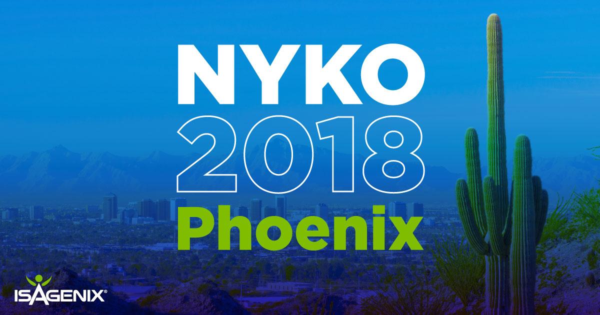 NYKO 2018: Phoenix