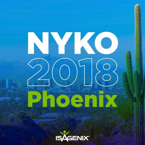NYKO 2018: Jan. 11-13