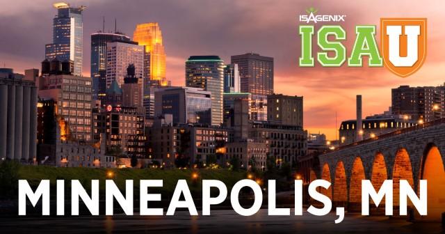IsaU Minneapolis