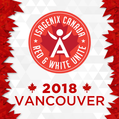 red and white unite 2018