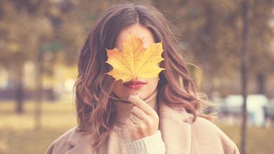 healthy fall and winter holidays