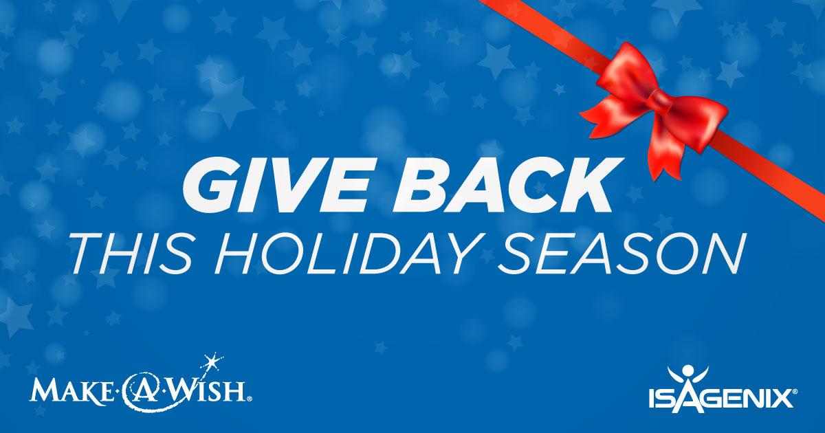 make a wish holiday charity