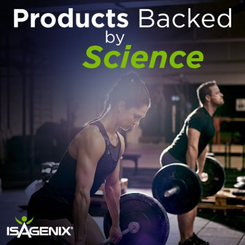 Products Backed By Science