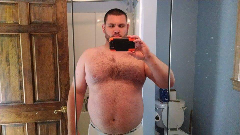 100 pound club reapplication photos Wade Rywolt