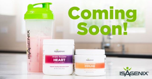 Heart & Immune Shake Boosters