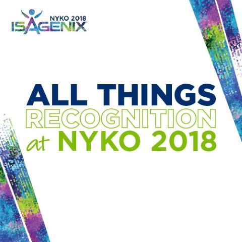 NYKO Recognition Recap