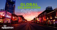 Isagenix Global Celebration 2018 in Nashville, TN