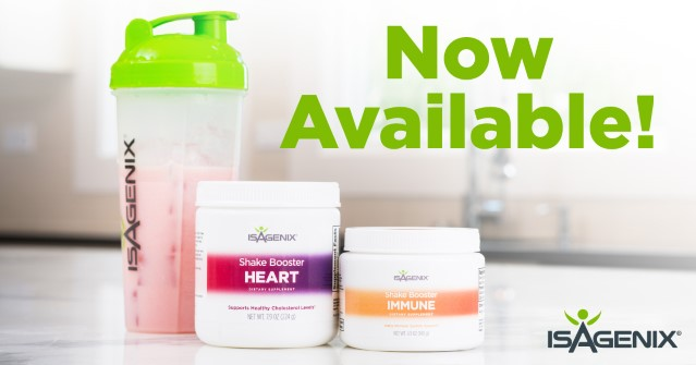 Heart & Immune Boosters