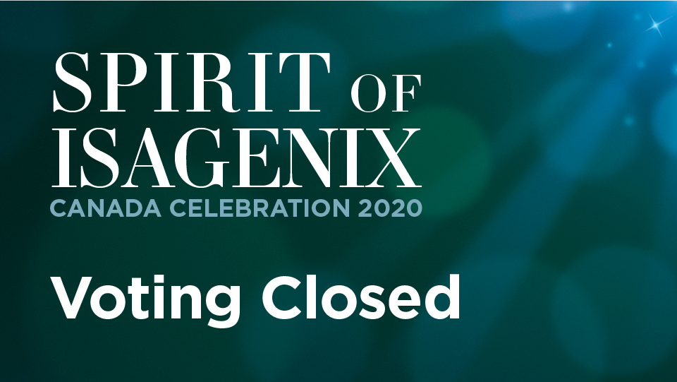 Spirit of Isagenix