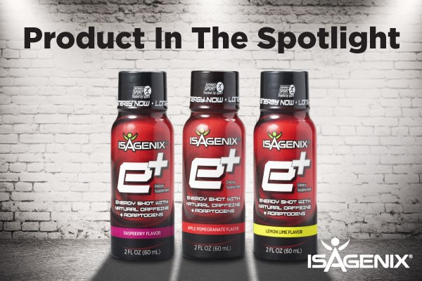 Get Energized With Our Product in the Spotlight