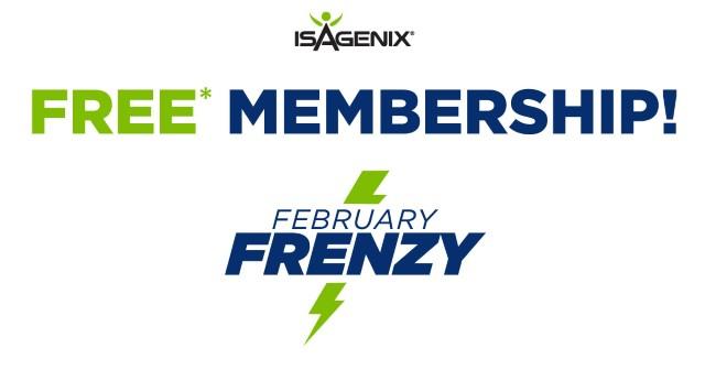 Free Membership Feb