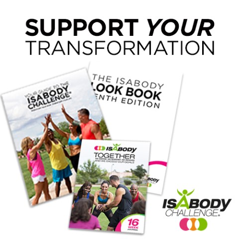 IsaBody Support Your Transformation