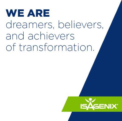 Isgaenix Brand Story