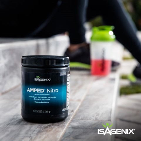 AMPED™ Nitro