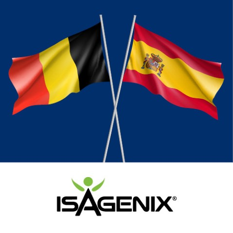 Spain and Belgium Launch