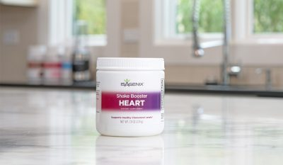 Heart Shake Booster canister