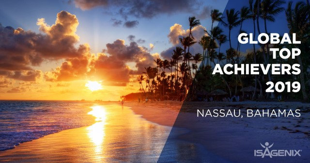 Global Top Achievers Location Reveal