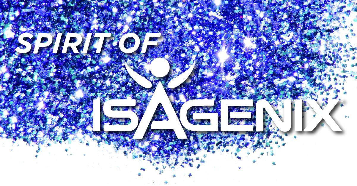 Spirit of Isagenix Awards