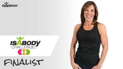 Isabody Challenge 2018 Finalist Julie Marchak