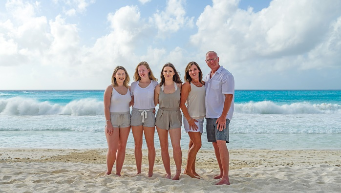 Julie Marchak and Family
