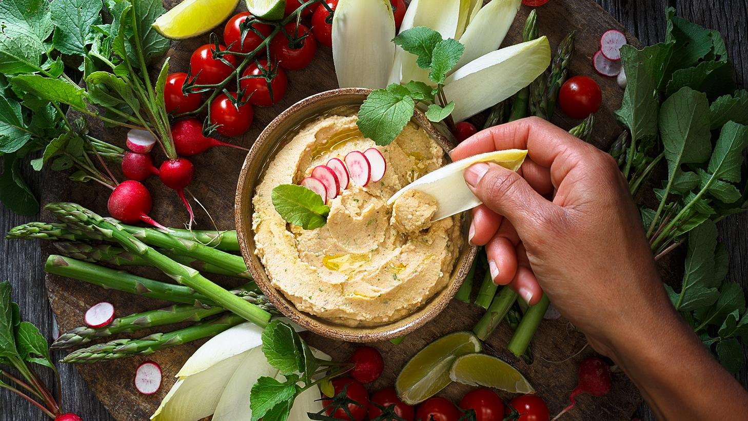 vegetable snacks