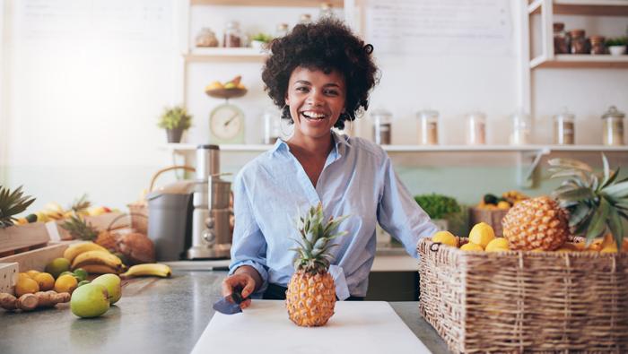 Fruit energizes you!