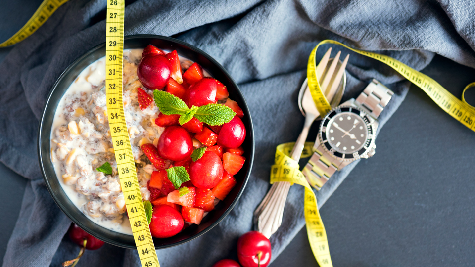 Try Intermittent Fasting with Isagenix
