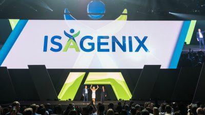 Isagenix Brand Evolution
