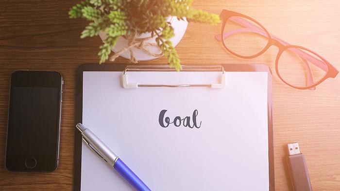 Always Write Down Your Goals