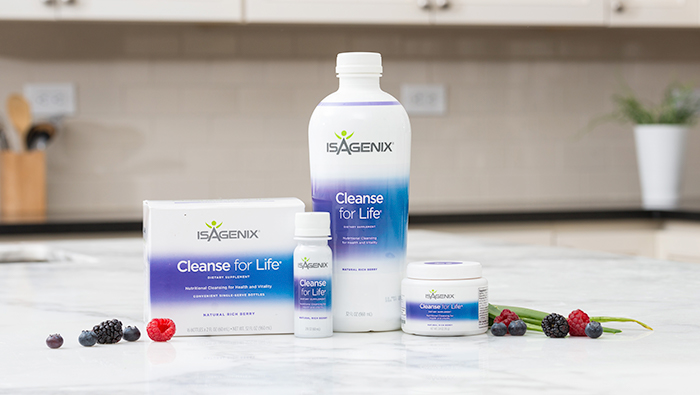 Cleanse for Life packages