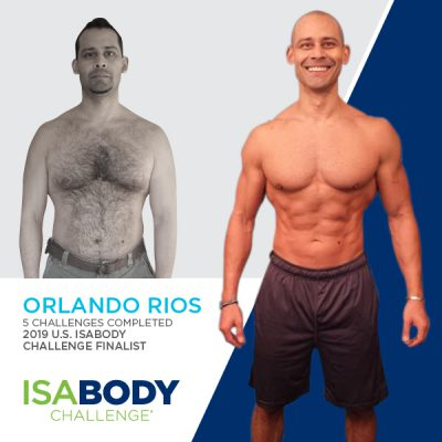 Join the IsaBody Challenge!