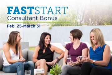 FastStart Consultant Bonus