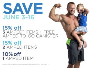 Isagenix Father's Day promotion information