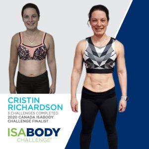 CA IsaBody Finalist Cristin Richardson