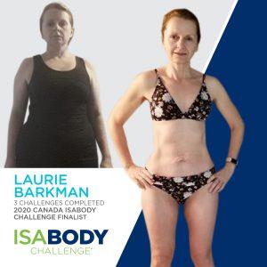 CA IsaBody Finalist Laurie Barkman