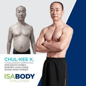 South Korea IsaBody Finalist Chul-Kee K.