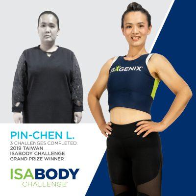Taiwan Finalist Pin-Chen L.