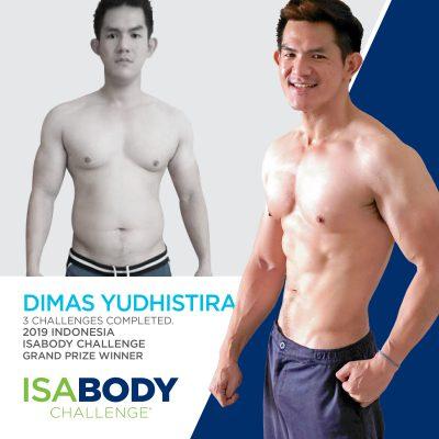 Indonesia Finalist Dimas Y.A.