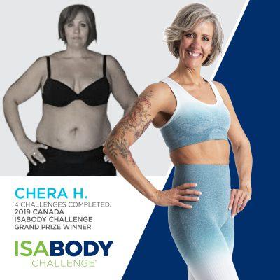 Canada IsaBody Finalist Chera H.
