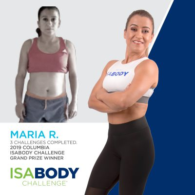 Colombia IsaBody Finalist Maria R.
