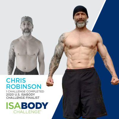 U.S. IsaBody Challenge Finalists