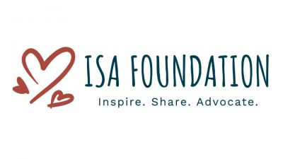 ISA Foundation logo that says inspire, share, advocate
